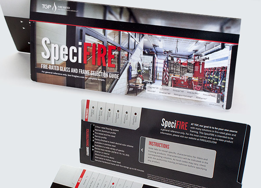 TGP Specifire Product User Guide